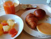 ビジネスホテルの朝食