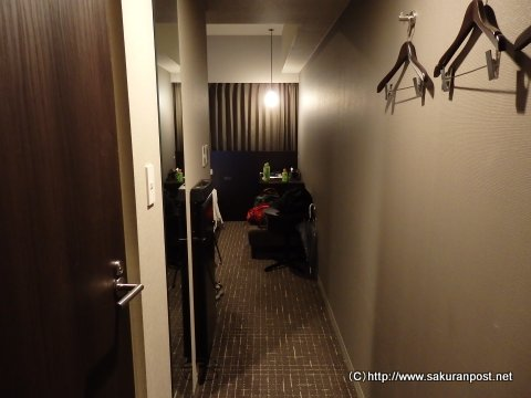 ワシントンホテル室内