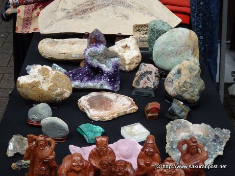 天然石の原石