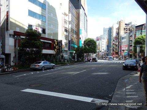 渋谷駅は目の前