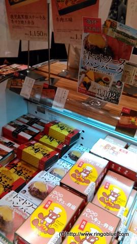 鹿児島黒豚ステーキ&牛すき焼き弁当