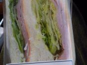 ローソンのサンドイッチ